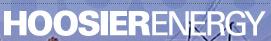 Hoosier Energy's Company logo