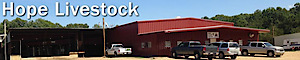 Hope Livestock Auction's Company logo