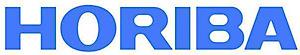 HORIBA's Company logo