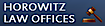 Carbonara Law's Competitor - Horowitz Law Offices logo