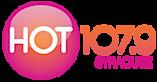 Hot 107.9 FM's Company logo