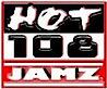 Hot 108 Jamz's Company logo