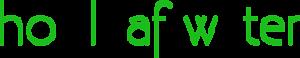 Hot Leaf Water's Company logo