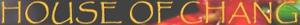 House of Chang's Company logo