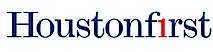 Houston First's Company logo