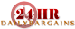 Shop With Kendels's Competitor - Hr Daily Bargains logo