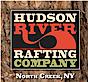 Hudson River Rafting's Company logo