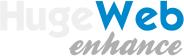 Hugewebenhance's Company logo