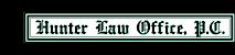 HUNTER LAW OFFICE, PC's Company logo