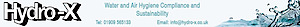 Hydro-x Water Treatment's Company logo