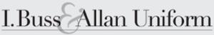I Buss & Allan Uniform's Company logo