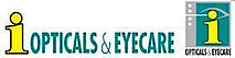 I Opticals & Eyecare's Company logo