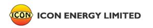 Icon Energy's Company logo