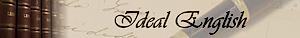 Idealenglish's Company logo
