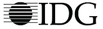 IDG's Company logo