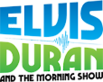 Elvis Duran and the Morning Show's Company logo