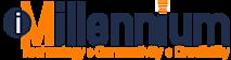 Imillennium's Company logo