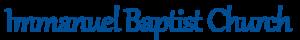 Immanuel Baptist Church, Racine, Wi's Company logo