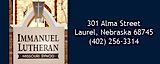 Immanuel Lutheran - Laurel, Nebraska's Company logo
