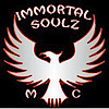 Immortal Soulz Mc's Company logo