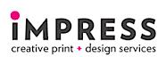 Impress printing's Company logo