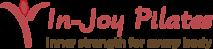 In-joy Pilates's Company logo