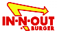 Red Robin's Competitor - In-N-Out logo