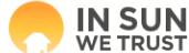 In Sun We Trust's Company logo