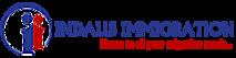 Indaus Immigration's Company logo