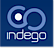 Go First's Competitor - Indego logo