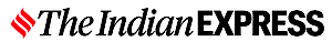 The Indian Express's Company logo