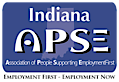 Indiana Apse:  Advancing Employment, Connecting People's Company logo