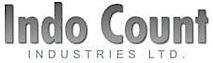 Indo Count's Company logo