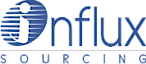 Influx Sourcing's Company logo