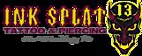 Ink Splat 13 Tattoo & Body Piercing's Company logo