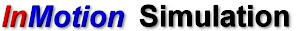 InMotion Simulation's Company logo
