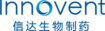 Zion Pharma's Competitor - Innovent Biologics logo