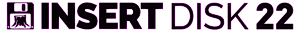 Insert Disk 22's Company logo