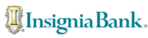 Insignia Bank's Company logo