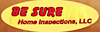 Home Inspection Webster Groves's Competitor - Besure Inspections logo