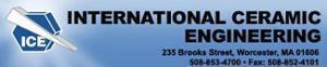 International Ceramic Engineering's Company logo