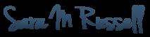 Saramrussell's Company logo
