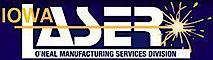 Iowa Laser's Company logo