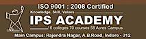 Ips Academy's Company logo