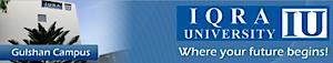 Iqra University   Gulshan Campus's Company logo