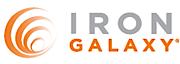Iron Galaxy's Company logo