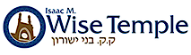 Isaac M. Wise Temple's Company logo