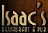 Isaac S Restaurant Logo