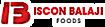Gopal Namkeen's Competitor - Iscon Balaji Foods logo