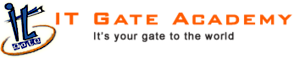 It-gate Academy's Company logo